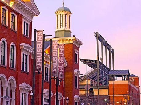 Explore The Baltimore Area
